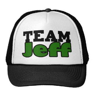 Team Jeff Trucker Hat