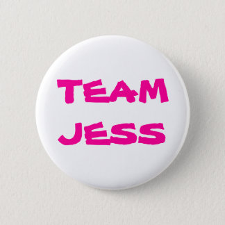 Team Jess 2 Inch Round Button