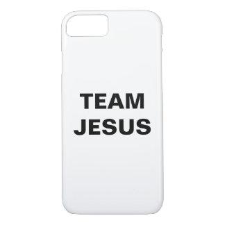 """""""Team Jesus"""" Apple iPhone 8/7 Case"""
