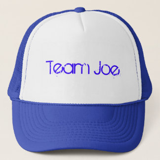 Team Joe Trucker Hat