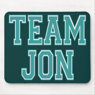 Team Jon Mouse Pad
