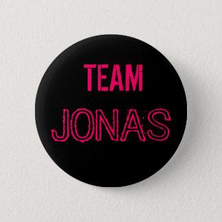TEAM, JONAS 2 INCH ROUND BUTTON