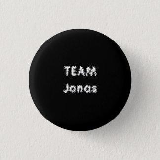 TEAM Jonas Button! 1 Inch Round Button