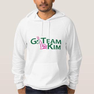 Team Kim hoodie