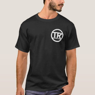 Team Kinetik - Black T-Shirt