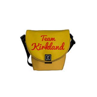 Team Kirkland Courier Bags