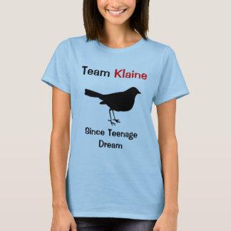 Team Klaine T-Shirt