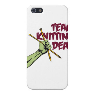Team Knitting Dead iPhone 5/5S Case