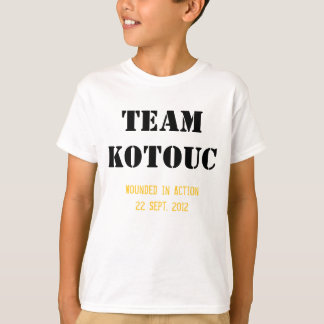 Team Kotouc for Kids T-Shirt
