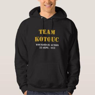 Team Kotouc Hoodie