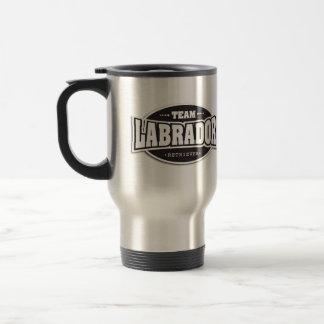 Team Labrador Retriever Travel Mug