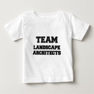 Team Landscape Architects Baby T-Shirt