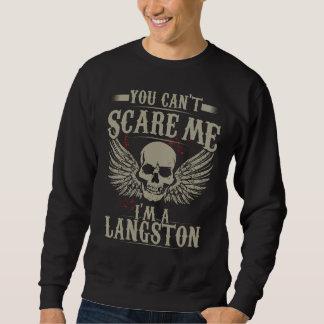 Team LANGSTON - Life Member Tshirts