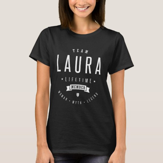 Team Laura T-Shirt