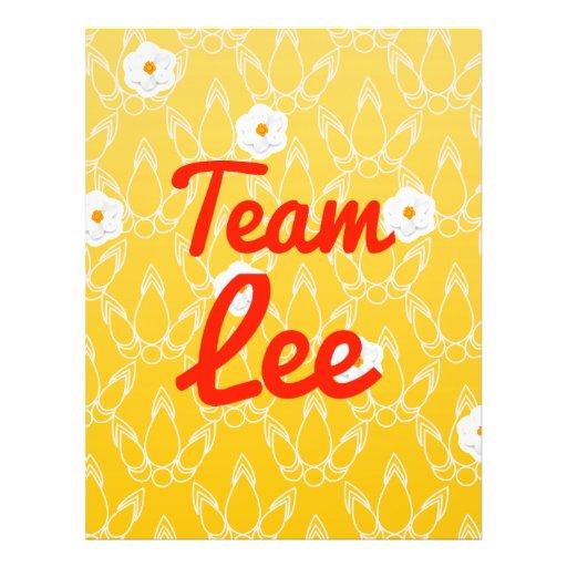 Team Lee Flyers