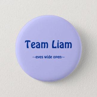 Team Liam 2 Inch Round Button