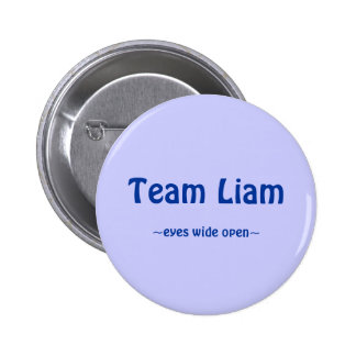 Team Liam 2 Inch Round Button