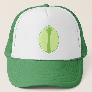 Team Lime Trucker Trucker Hat