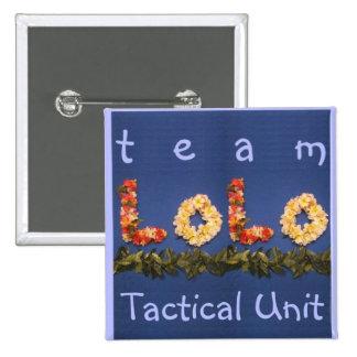 team lolo tactical unit 2 inch square button