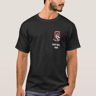 Team Lone Wolf Black T-Shirt