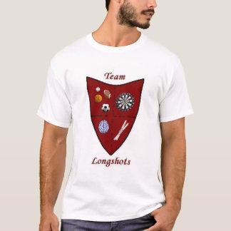 Team Longshots - Centered Logo T-Shirt