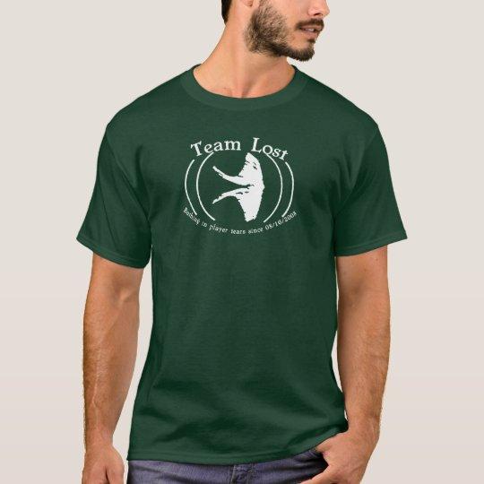 Team Lost (The ST Shirt) T-Shirt