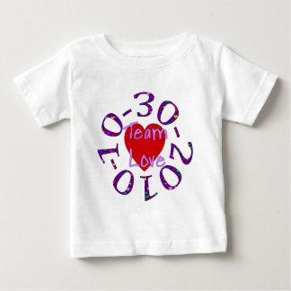 Team Love Tshirts