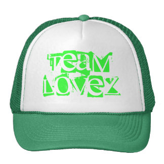 Team Lovez Trucker Hat
