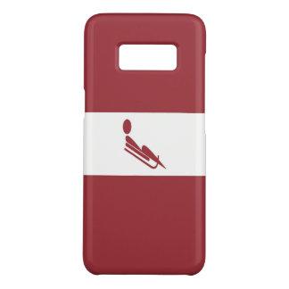 Team Luge Latvia Case-Mate Samsung Galaxy S8 Case