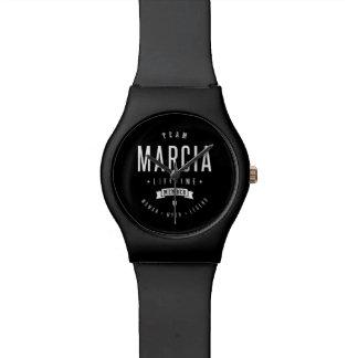 Team Marcia Watch