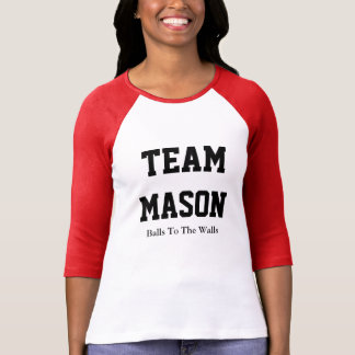 Team Mason Raglan T-shirt