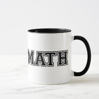 Team Math Mug