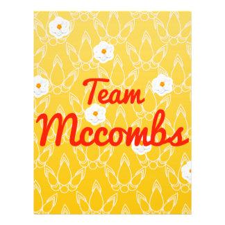 Team Mccombs Flyers