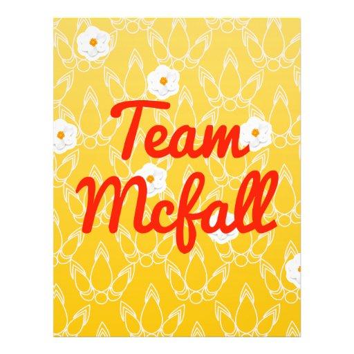 Team Mcfall Flyers