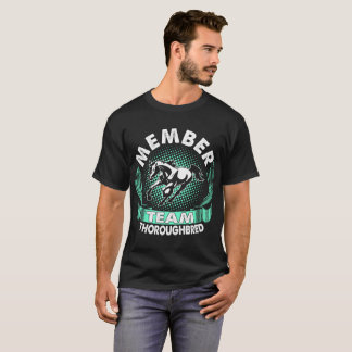 Team Member Andalusian Horse Pets Love Tshirt