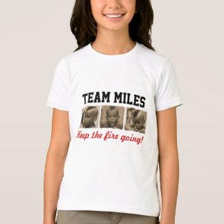 Team Miles - Kids Shirt