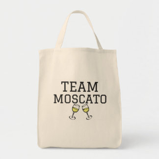 Team Moscato Tote Bag