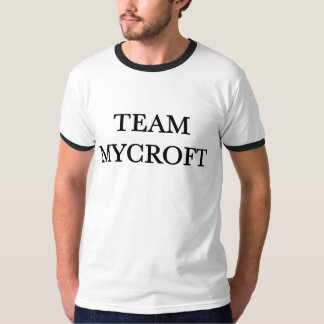 Team Mycroft T-Shirt
