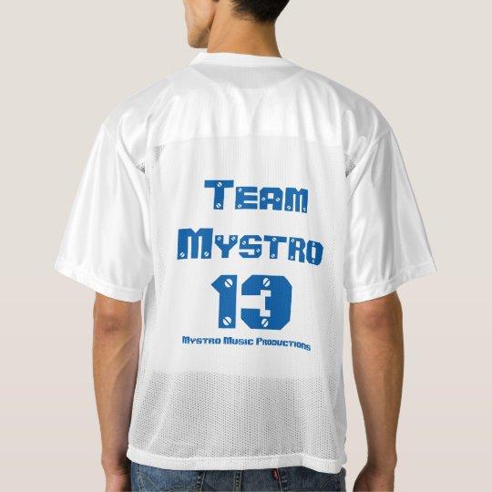 Team Mystro 13 Blue Piano Jersey