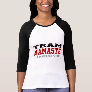 Team Namaste Tee