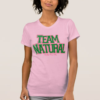 Team Natural: P&G T-Shirt