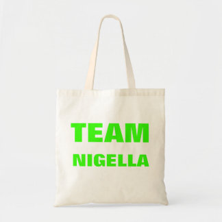 Team Nigella Tote Bag