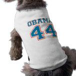 team obama dog clothes