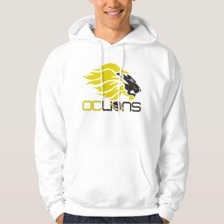 TEAM OC LIONS- Men's Hooded Sweatshirt