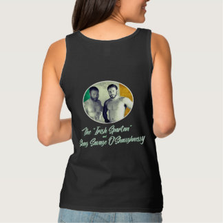 Team o'shaughnessy fighting women's tank top