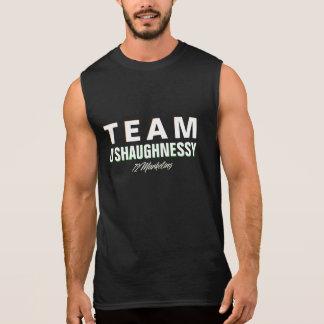 Team o'shaugnessy fighting tank w/ back logo