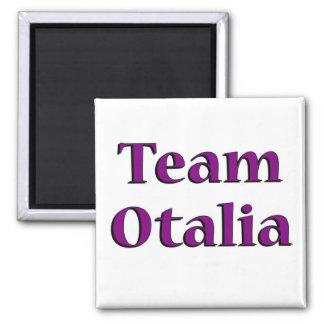 Team Otalia Magnet