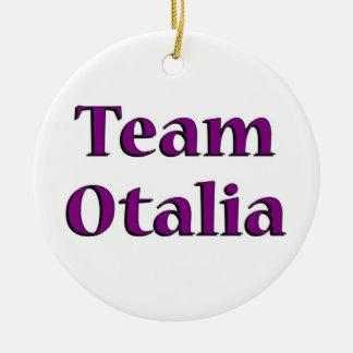 Team Otalia Ornament