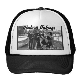 team outrage sk8ers collectors hat