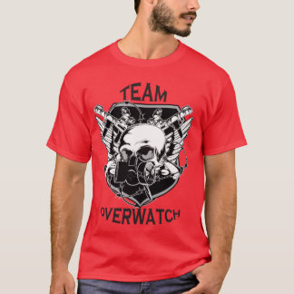 Team Overwatch Fallout Tee